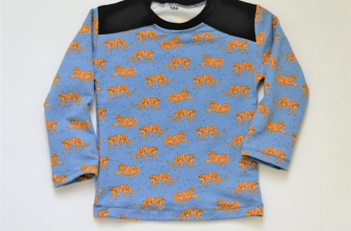 shirt naaien voor jongens