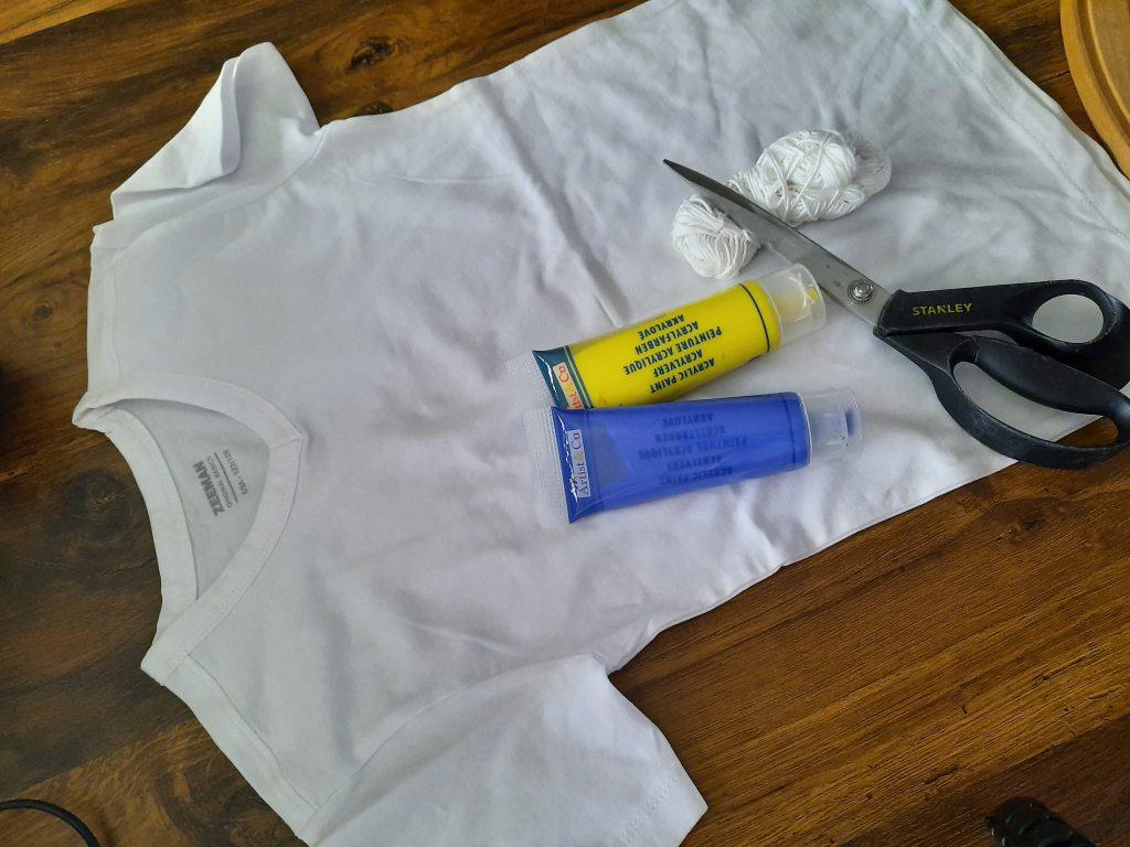 Tie- dye shirt