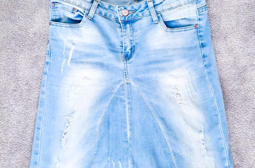 recycle van broek naar rok