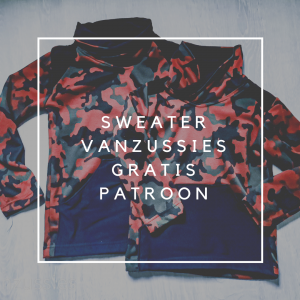 vanzussies sweater