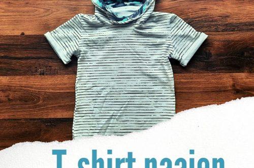 t-shirt naaien